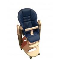 Чехол на стульчик для кормления Peg Perego Tatamia / Синий