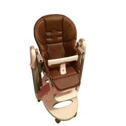 22114 Чехол на стульчик для кормления Peg Perego Tatamia / Шоколадный