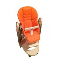 Чехол на стульчик для кормления Peg Perego Tatamia / Апельсиновый