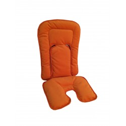F008 Универсальный вкладыш-матрасик  / апельсиновый