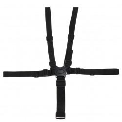 Ремни безопасности пятиточечные,   универсальные (для стульчика/ коляски)