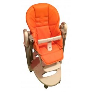 22129 Чехол на стульчик для кормления Peg Perego Tatamia / Апельсиновый