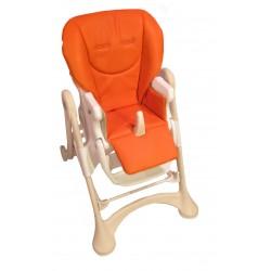 CAM60129 Чехол из эко-кожи   для CAM Campione /elegant   / апельсиновый