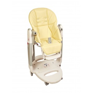 22116 Чехол на стульчик для кормления Peg Perego Tatamia / Бежевый-песочный