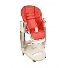 22181 Чехол на стульчик для кормления Peg Perego Tatamia / Красный