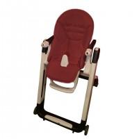 S23113 Комплект Чехол для стульчика Peg Perego Siesta и Карман для игрушек  / Бордо